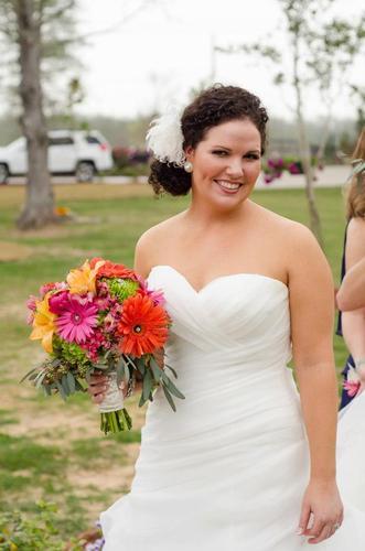 Wedding Hair 3B - Brunette, 3b, Medium hair styles, Wedding hairstyles, Female, Formal hairstyles Hairstyle Picture