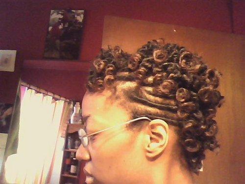 Curly Fries Mohawk By Ebonee206