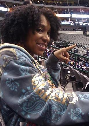 Rockin a 1 day old twistout at a - Brunette, 3c, 4a, 4b, Medium hair styles, Kinky hair, Twist hairstyles, Readers, Female, Twist out Hairstyle Picture
