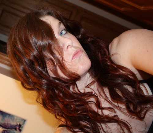 Loving my new cut!! <3 - Redhead, Brunette, 2b, Wavy hair, Long hair styles, Readers, Female Hairstyle Picture