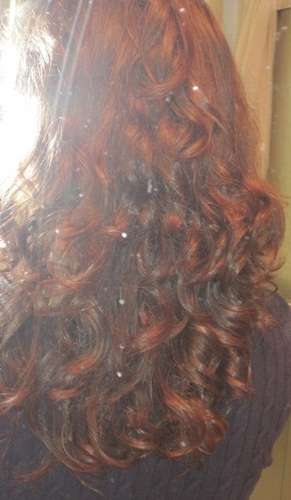 thiny.jpg - Redhead, Long hair styles, Readers, Female, Curly hair, Teen hair Hairstyle Picture