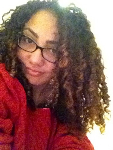 Day Two Hair!  - Brunette, 3b, Medium hair styles, Readers, Female, Curly hair, Adult hair, Spiral curls Hairstyle Picture