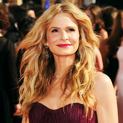 Kyra Sedgwick  - Blonde, Celebrities, Wavy hair, Long hair styles, Female Hairstyle Picture