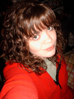 Rachel's Curly Hair :) - Brunette, 3a, Medium hair styles, Winter hair, Readers, Curly hair, Teen hair Hairstyle Picture