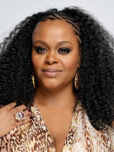 Jill Scott - 3c, Celebrities, Long hair styles, Styles, Female, Black hair, Adult hair, Cornrows Hairstyle Picture