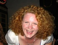 It's all about the Hair! - Redhead, 3b, Medium hair styles, Readers, Crazy Curls Contest, Female, Curly hair Hairstyle Picture