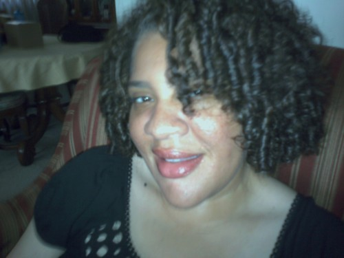 My 3C/3B Curls - Brunette, 3b, 3c, Medium hair styles, Readers, Female, Curly hair, Adult hair, Spiral curls Hairstyle Picture