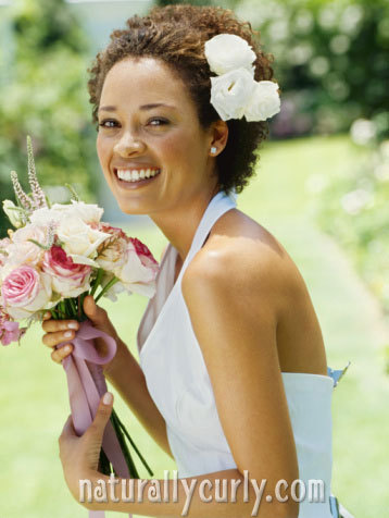 Wedding Style - Brunette, Wedding hairstyles, Styles, Female, Adult hair Hairstyle Picture