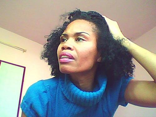 Fly away twist out - 3a, Medium hair styles, Twist hairstyles, Female, Makeovers, Black hair, Adult hair Hairstyle Picture