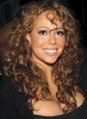 Mariah Carey - Brunette, Celebrities, Long hair styles, Female, Curly hair, Adult hair Hairstyle Picture