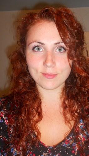 Everyday hairstyle  - Redhead, Kids hair, Long hair styles, Readers, Female, Curly hair, Teen hair, Adult hair Hairstyle Picture