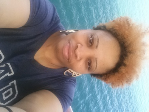 My Bahamas Twist Out ???? - Redhead, Short hair styles, Readers, Female, Adult hair, Twist out, 4c Hairstyle Picture
