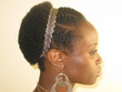 Flat twist blow-out