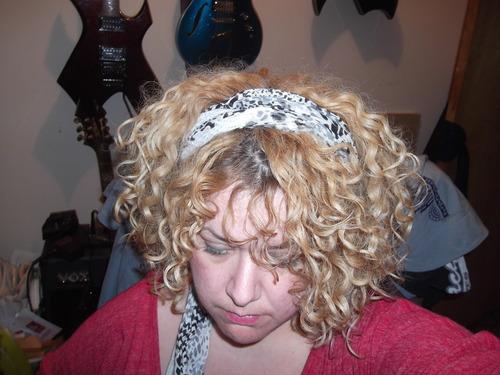 DSCF2057.JPG - Blonde, 3b, Medium hair styles, Female, Adult hair Hairstyle Picture
