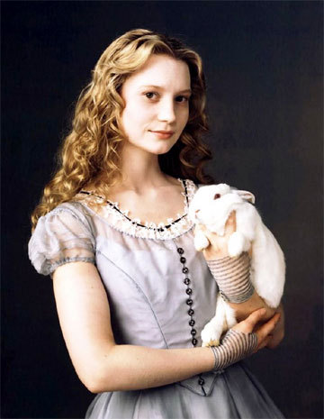 Mia Wasikowska - Blonde, Celebrities, Wavy hair, Long hair styles, Female, Adult hair Hairstyle Picture
