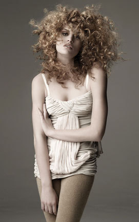 Sebastian Fall 2009 - Redhead, 3a, Long hair styles, Styles, Female, Curly hair Hairstyle Picture