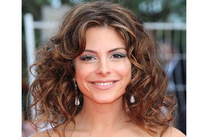 Maria Menunos - Brunette, 2b, Celebrities, Wavy hair, Medium hair styles, Female Hairstyle Picture