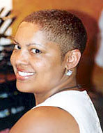 TWA - Redhead, Very short hair styles, Kinky hair, Female, Adult hair, Teeny weeny afro Hairstyle Picture