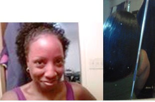 Natural from March 2010 to Janua - 3b, Updos, Long hair styles, Readers, Female, Black hair, Adult hair Hairstyle Picture