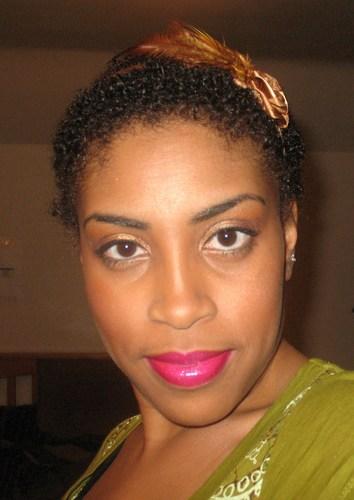 037.JPG - Brunette, Very short hair styles, Kinky hair, Afro, Readers, Female, Black hair, Adult hair Hairstyle Picture
