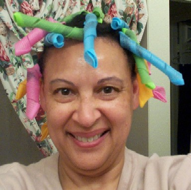 Curlformers 1a.jpg - Readers, Curlformers Contest Hairstyle Picture
