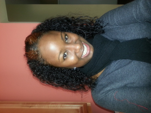 wash and go - Readers Hairstyle Picture