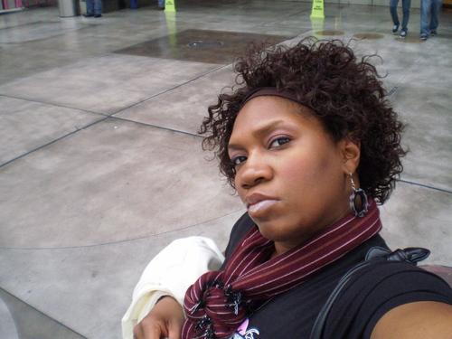 Rocking Rod set - Medium hair styles, Female, Curly hair, Black hair, Adult hair Hairstyle Picture