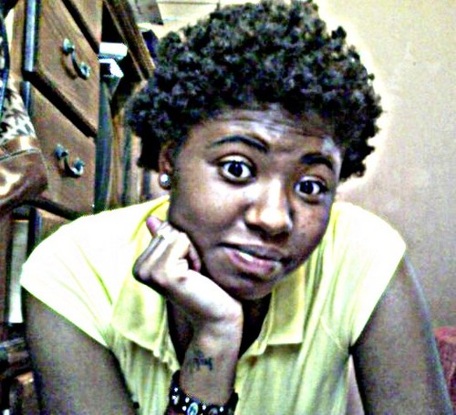 TWA curly - Short hair styles, Readers, Female, Curly hair, Black hair, Teeny weeny afro Hairstyle Picture
