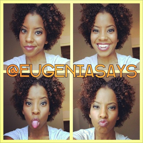 A Miss Jessie's Twist Out! - Readers Hairstyle Picture