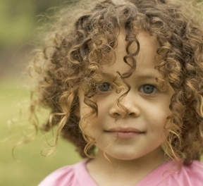 Mia Rose - Redhead, Brunette, 3c, Kids hair, Long hair styles, Summer hair, Readers, Curly hair Hairstyle Picture