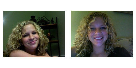 shelbymustang - Makeovers, Deva Curly Girl Challenge Hairstyle Picture