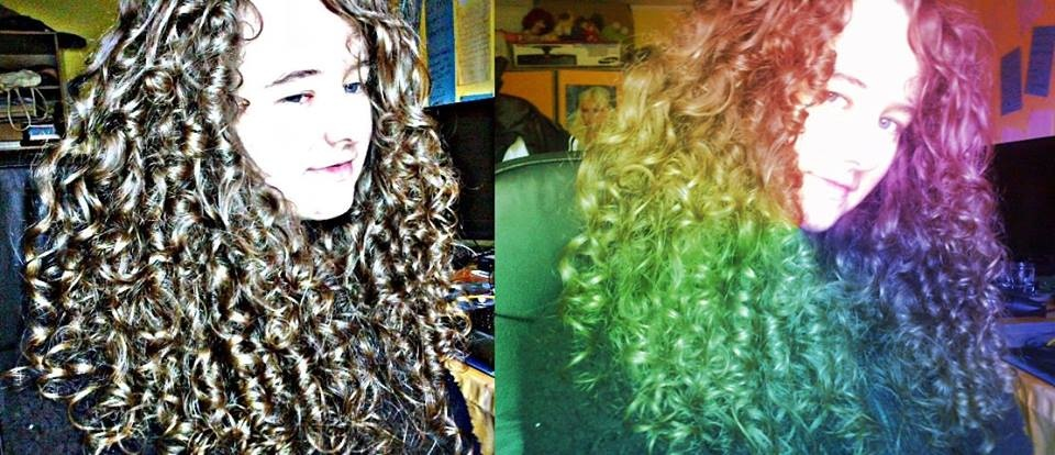 How To Defrizz Curly Hair Naturally